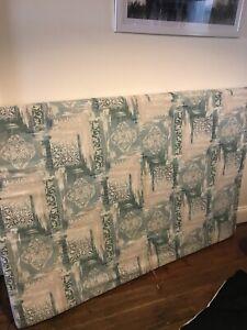 Caravan mattress