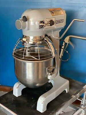 Hobart A200t 20 Quart Qt Bakery Dough Restaurant Food Mixer