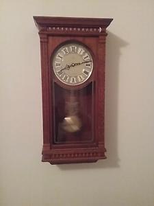 Clock  with pendulum Brahma Lodge Salisbury Area Preview