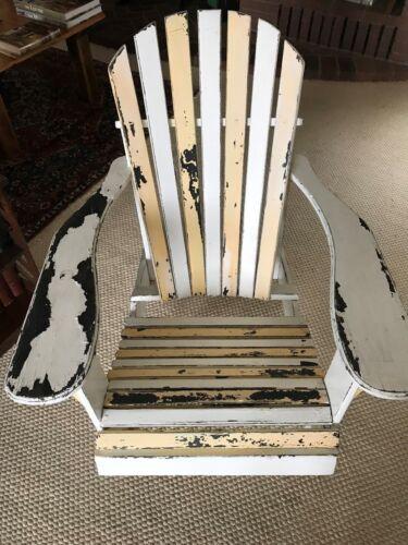 Vintage Handcrafted Adirondack Chair