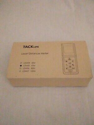Tacklife Laser Distance Meter Ldm05 60 M 196 Ft