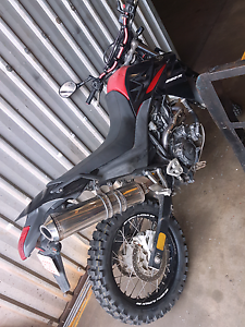 Yamaha xt 660 road trail motor bike 2008 4stroke Rosebery Palmerston Area Preview