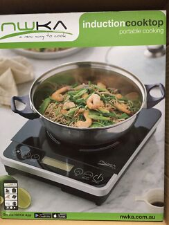 Wanted: New wave portable induction cooker