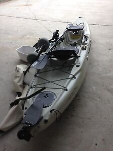 Hobie Mirage Outback******2014 Model Morwell Latrobe Valley Preview