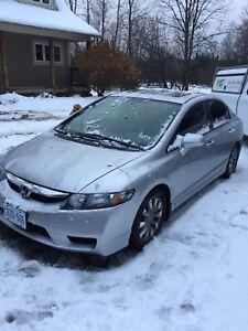 2011 Honda Civic exl