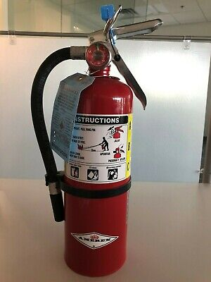 Amerex B402 5 Lb Multipurpose Dry Chemical Fire Extinguisher