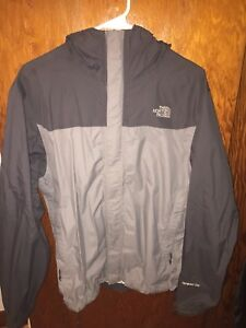 North face rain jacket men's medium
