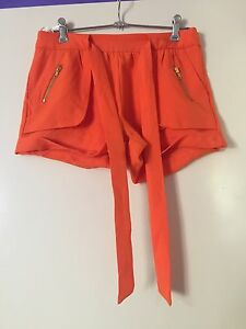 BLOSSOM  s10 orange zip shorts Maryland Newcastle Area Preview