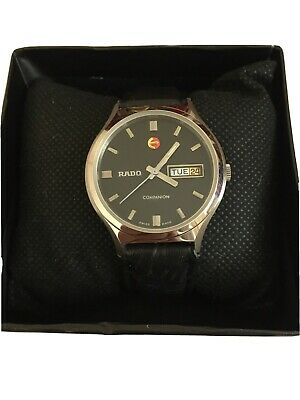 Vintage Rado Companion Mechanical Automatic Men's Watch