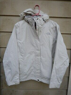 North Face Hyvent Women's Large Jacket Parka Hooded Ski Snowboard Skiing