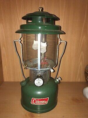 Antique & Vintage Lanterns - Coleman Two Mantle