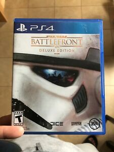 Star Wars battlefront- ps4