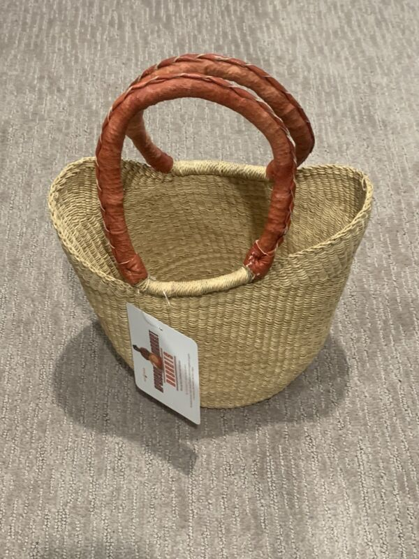 African Market Baskets handbag basket