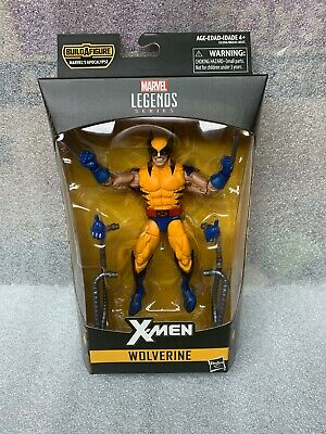 marvel legends wolverine tiger stripe from apocalypse wave