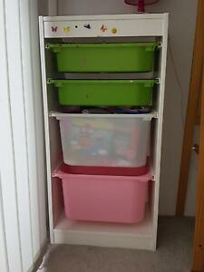 Toy Storage from Ikea Chatswood Willoughby Area Preview
