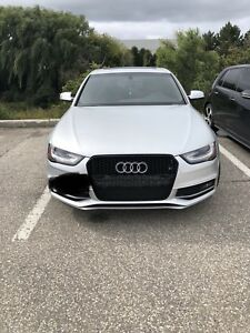 Selling 2013 Audi S4 Silver