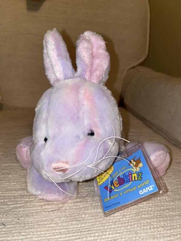 NWT Webkinz Sherbert Bunny