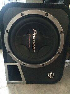Pioneer sub speaker