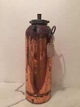 Antique Copper Fire Extinguisher Potts Point Inner Sydney Preview