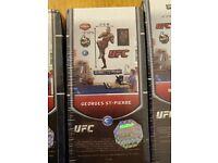"""2 PCS VENUM COMBAT UFC MMA/"""" Size 3/""""x9/""""1//4 decal sticker home bike car lap top!"""