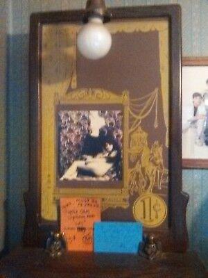 old fashioned peep show circa 1900