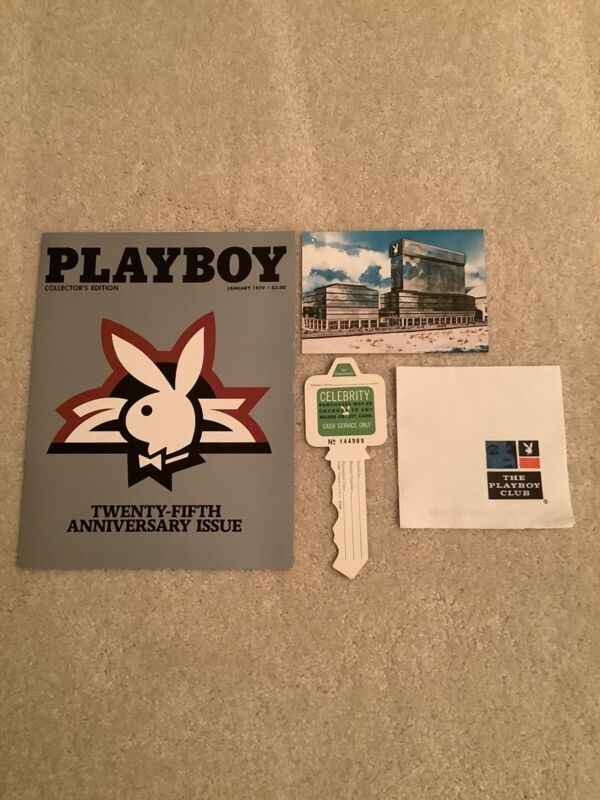 Playboy Club Collectibles Hefner Playmate Bunny Femlin