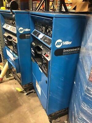 Miller Syncrowave 350 Welder