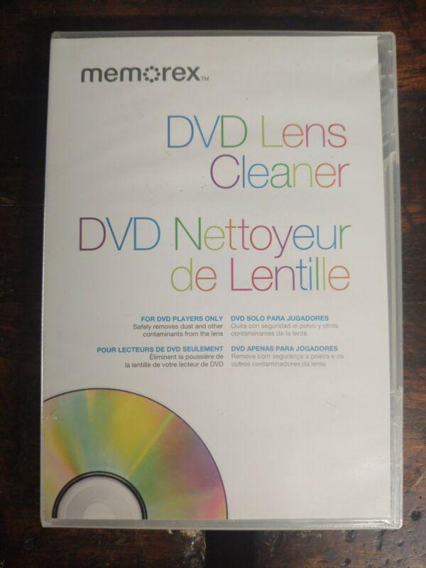 Memorex LASER LENS CLEANER FOR DVD (32028015) BRAND NEW