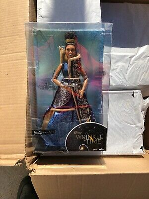 Barbie Disney A Wrinkle in Time MRS WHO Doll (Mindy Kaling) 2017 NEW