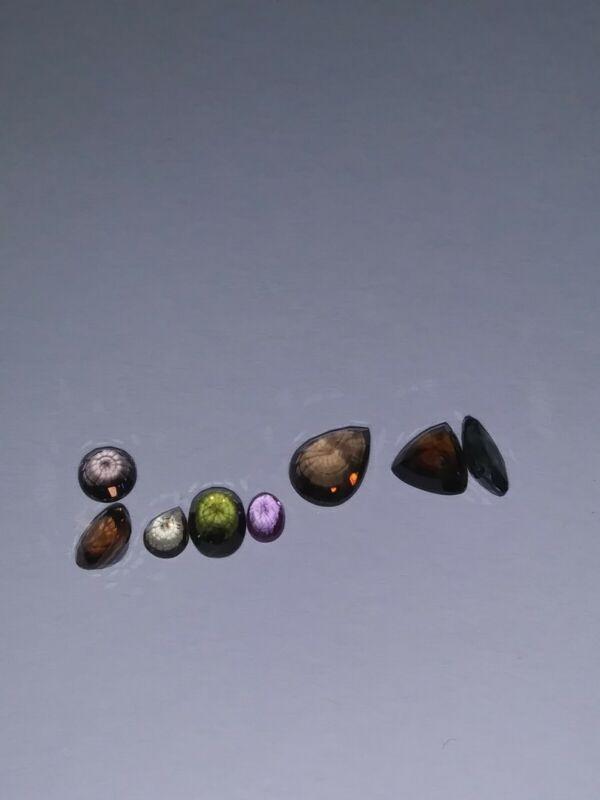 Lot Of Color Change Garnets
