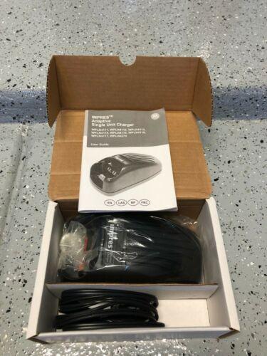 Motorola Impres WPLN4111AR Charger V3.11 XTS2500 XTS5000 XTS3000 P1500 MT1500