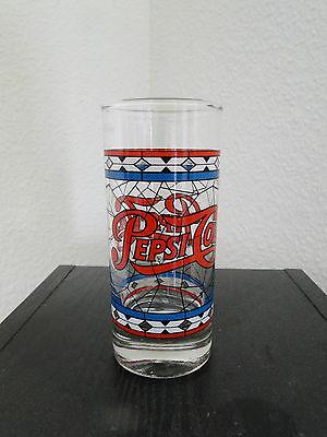 Pepsi Cola 0,3 L Trinkglas Sammlerglas einer Burger Kette