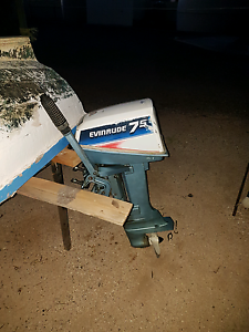 7.5hp outboard Port Augusta Port Augusta City Preview
