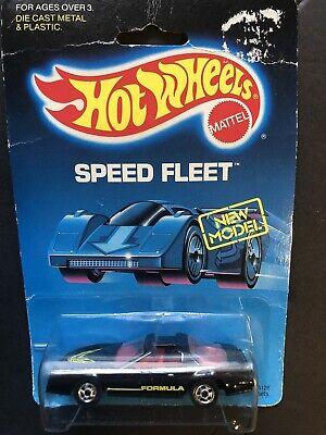 Hot Wheels 80s Firebird Formula Black