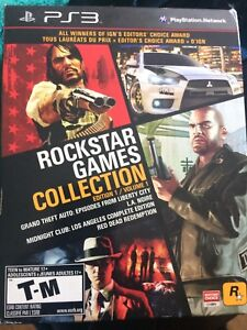 PS 3 game collection