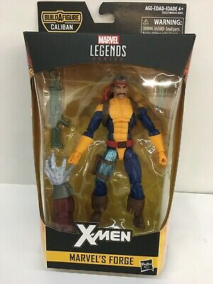 """Marvel Legends Series 6"""" Collectible Figure Marvel's Forge (X-Men Collection)"""