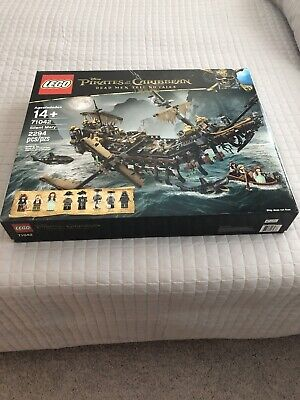 NEW IN BOX LEGO PIRATES OF THE CARIBBEAN 71042 SILENT MARY 2,294 PIECES