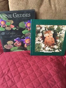 Anne Geddes Book and Photo Album Set