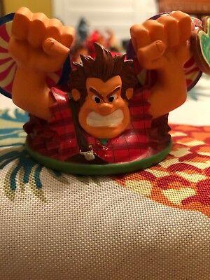 Disney Parks Wreck It Ralph Ear Hat Christmas Ornament New