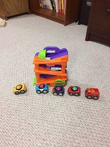 Fisher Price Car Game