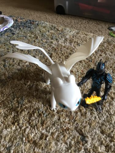 HOW TO TRAIN YOUR DRAGON HICCUP LIGHTFURY - $12.99