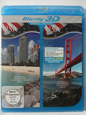 USA - Die Küsten in 3D - Ostküste Westküste Südküste - Vogelperspektive, Kanada (Westküste Kanada)