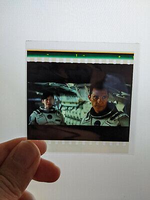 Interstellar 70mm IMAX Film Cell - Dr Brand & Cooper Anne Hathaway
