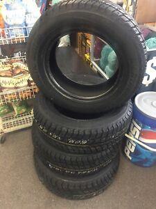 Brand new tires weathermaxx arctic winter