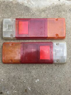 Toyota LandCruiser Rear Tail Lights Lenses Right and Left.  Oxley Tuggeranong Preview