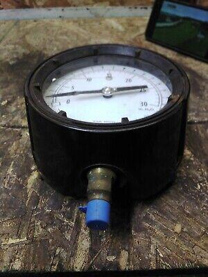 Ashcroft Bellows Water Gauge