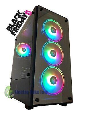 GAMING PC COMPUTER DESKTOP Intel Core i7 ✔Nvidia GeForce 1650✔16 GB RAM ✔ WIN10