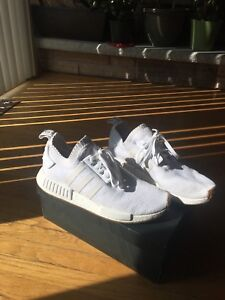 Addidas Nmd Gum Pack White Size 11