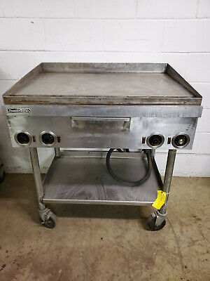 Toastmaster 36 4 Burner Thermostat Controlled Griddle Tested Electric