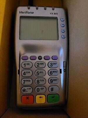 Verifone Credit Card Machine -vx805 Pinpad